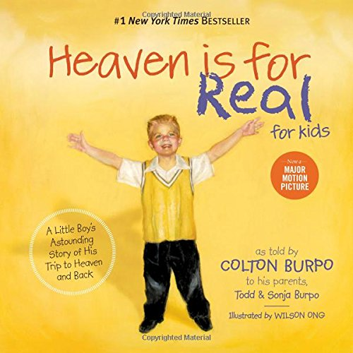 Heaven is for Real for Kids: A Little Boy's Astounding Story of His Trip to Heaven and - East Ridge Mall