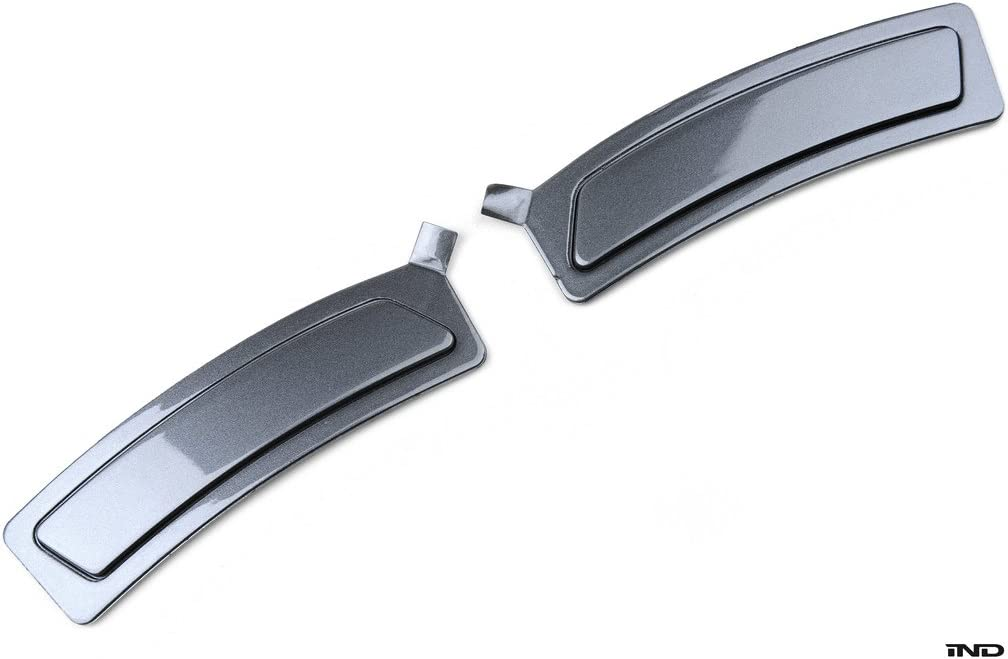 IND Mineral Grey Metallic Painted Front Reflector Set For F30 3 Series