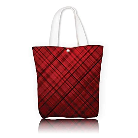 d1940aaa7f Amazon.com  Tote Bag Shoulder Bag -W16.5 x H14 x D7 INCH reusable ...