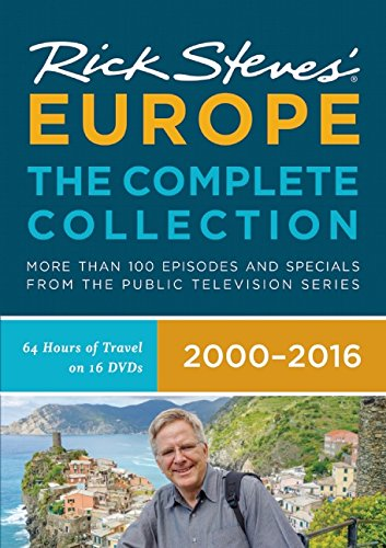 Rick Steves Europe: The Complete Collection 2000-2016 by Rick Steves