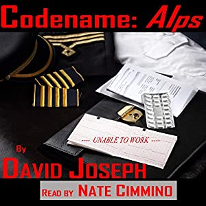 Codename: Alps Audiobook