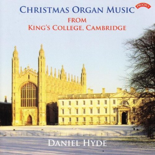 Christmas Organ Music from King's College, ()