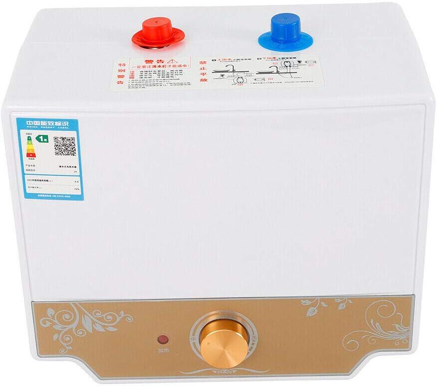 8L 1500W calentador de agua instantáneo, caldera de almacenamiento de agua caliente