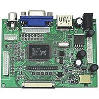 Kaifani HDMI VGA AV Screen Display Module for Pcduino Banana Pi No cluding 7 inch Raspberry Pi Ips LCD
