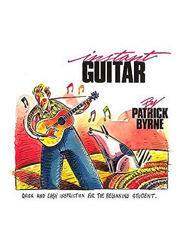 Patrick Byrne: Instant Guitar. Partituras para Guitarra(Símbolos ...