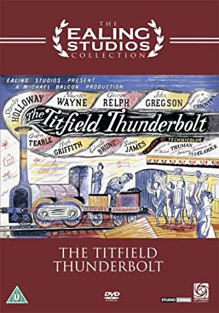 Image result for the titfield thunderbolt dvd