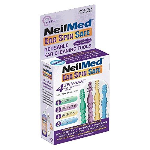 NeilMed Ear Spin Safe Spin Safe