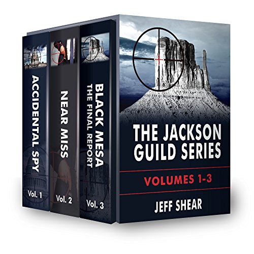 Jackson Guild Thrillers Vol 1-3