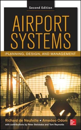 Airport Systems Second Edition Planning Design and Management Mechanical Engineering