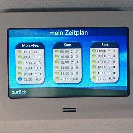 800 Watt PREMIUM Fu/ßbodenheizung elektrisch Fliese Bad Heizmatte Thermostat 5 m/²