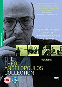 The Theo Angelopoulos Collection Vol 1 (4 Discs) [DVD] [Reino Unido]