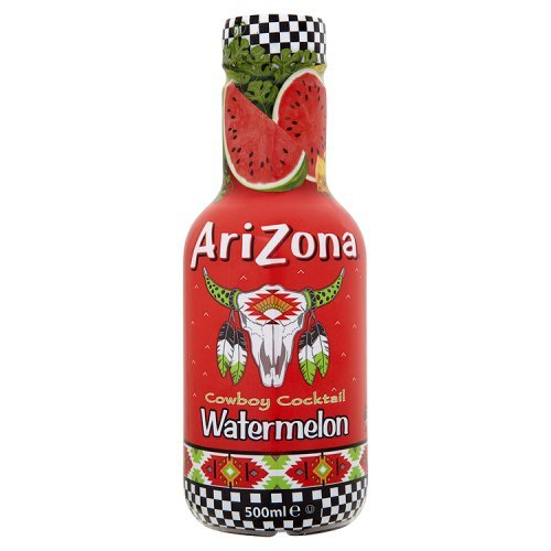 Arizona Cowboy Cocktail, Te helado (Sandia) - 500 ml