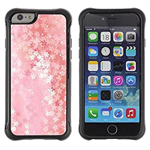 Jordan Colourful Shop@ Floral pattern Rugged hybrid Protection Impact Case Cover For iPhone 6 Plus CASE Cover ,iphone 6 5.5 case,iPhone 6 Plus cover ,Cases for iPhone 6 Plus 5.5