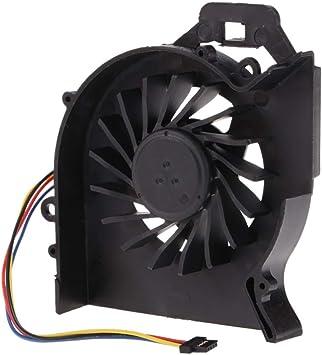 Serui Enfriador de Ventilador de refrigeración de la CPU para HP ...