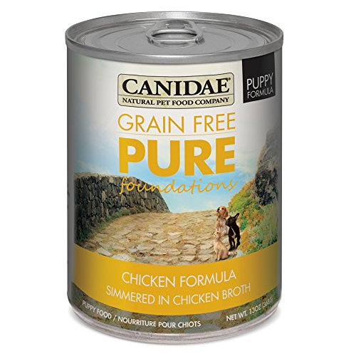 CANIDAE Grain Free PURE Sky Dog Wet Formula with Duck & Turkey, 13 oz (12-pack)
