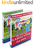 Gardening Books For Beginner: Organic Gardening Guide: Gardening For Beginners Box Set (Grow Your Own Food Vegetables Garden Guide and Hydroponics and ... Gardening Books For Beginners TWO BOOK SET)