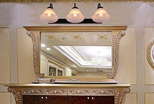 Hotel specchio leggera semplice muro lampada bagno il bagno retrò