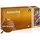 Aurelia Amazing Nitrile Exam Gloves-Large-3000/Case