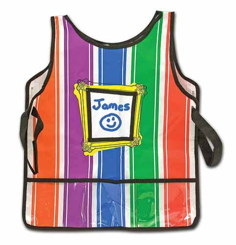 Melissa & Doug Art Essentials Artist Smock