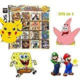 375 in 1 Game Cartridge, DS Game Pack Card