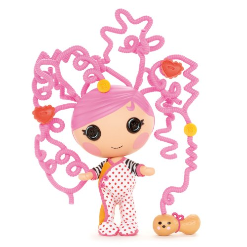 Lalaloopsy Littles Silly Hair Doll, Squirt Lil Top