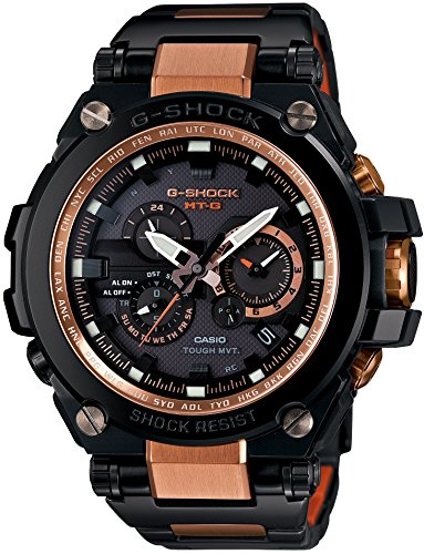 CASIO G-SHOCK MTG-S1000BD-5AJF Japan Import