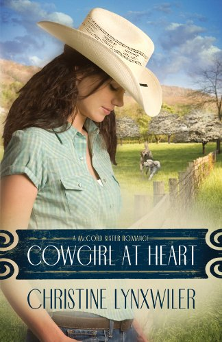 Cowgirl at Heart (The McCord Sisters, Book 2)