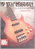 The Complete Book of Bass Essentials, Bunny Brunel, 1562223674