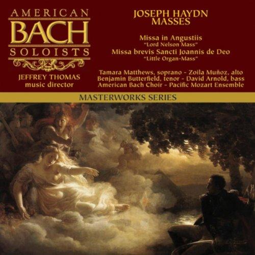 Haydn Lord Nelson Mass & Little Organ Mass (Little Organ)
