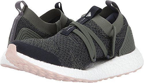 Adidas By Stella Mccartney Donna Ultra Boost X Sneakers Leggenda Blu S10 / Base Verde S15 / Perla Rosa / Smc
