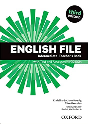 English file third edition intermediate teachers book with test english file third edition intermediate teachers book with test and assessment cd rom amazon 9780194597173 books fandeluxe Images