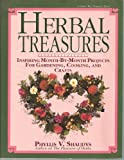 Herbal Treasures - Inspiring Month-by-month Projects For Gardening, Cooking, And Crafts