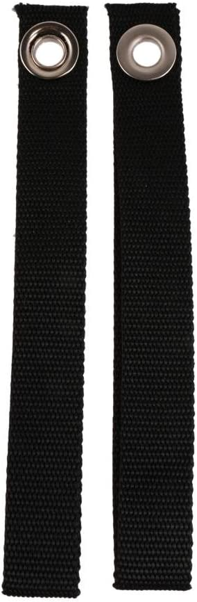Details about  / Quick Hood Loops Trunk Anchor Kayak Tie Downs Straps Bow Stern Canoe Black