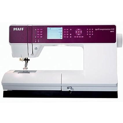 PFAFF 7393033080341 - Máquina de Coser Quilt Expression 4.2