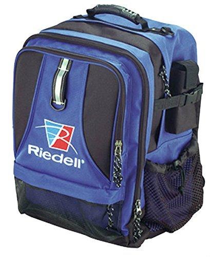 Riedell Roller Skate Bag - Riedell Backpack Derby Skate Bag (Roller Skate Backpack)