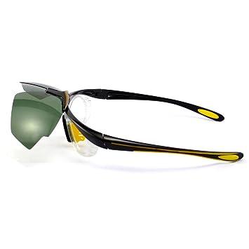 Conjuntos De Miopía Gafas Polarizadas Espejo Del Conductor Montar Lentes Intercambiables,2-AllCode