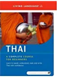Thai: A Complete Course for Beginners (Living Language Series)