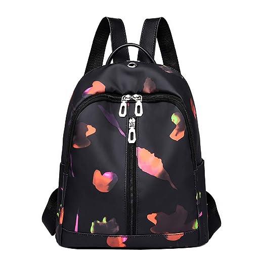 3aa7be26d9b8 Amazon.com: Vibola Women Backpack,Waterproof Anti-Theft Shoulder Bag ...
