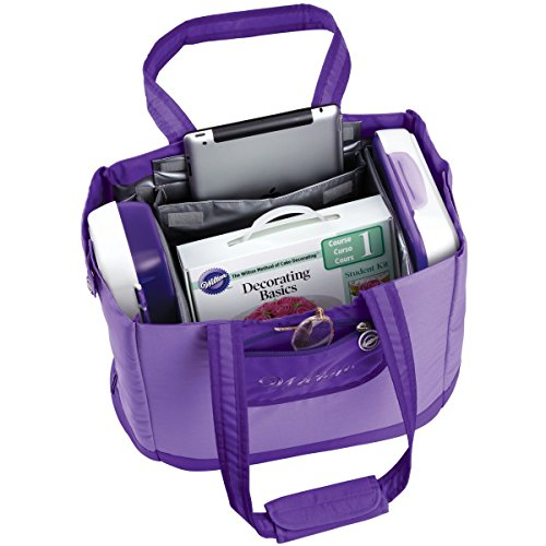 Wilton Decorate Smart Decorator Preferred Carry-All Tote Bag