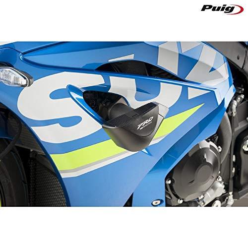 - Puig 17-18 Suzuki GSXR1000 Pro Frame Sliders (Black)