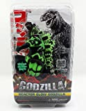 NECA Reactor Glow Godzilla, Glows In The Dark Action Figure, Loot Crate Exclusive Toy