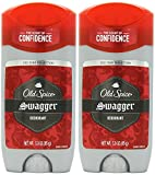 Old Spice Red Zone Deodorant Solid, Swagger, 3 oz - 2pc