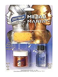 Graftobian Metal Mania Kit Copper, 1 Ounce