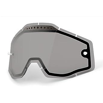 100% Doble Cristal turbo-ventilador) para Cross Gafas Strata, ACCURI, Race