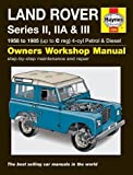 Land Rover Series II, Iia and III Petrol and Diesel Service (Haynes Service and Repair Manuals)