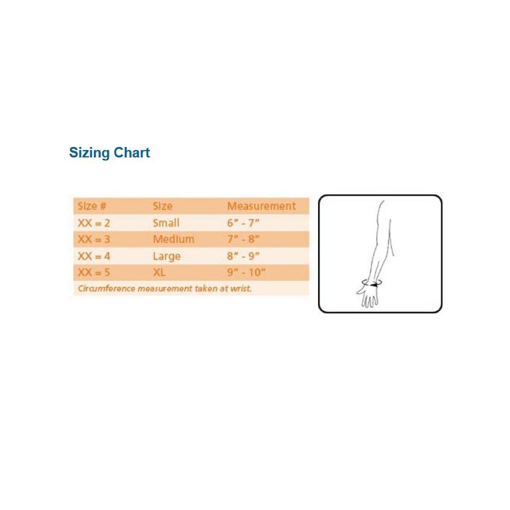 Breg Wrist Pro Wrist & Thumb Brace (Small - Left - 8'' Version - Wrist Brace)