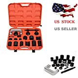 TOOLS GOO HOLD HIGH 21PCS Ball Joint Auto Repair Tool Service Remover Installer Master Adapter Kit