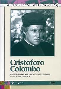 Cristoforo Colombo (4 Dvd) [Italia]