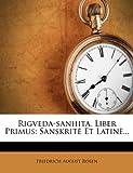 Rigveda-Sanhita, Liber Primus, Friedrich August Rosen, 1275482783