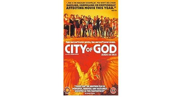 Cidade de Deus [Reino Unido] [VHS]: Amazon.es: Alexandre Rodrigues, Leandro Firmino, Phellipe Haagensen, Douglas Silva, Jonathan Haagensen, ...